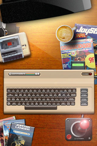 Apple approves Manomio's C64 2.0 app, complete with BASIC