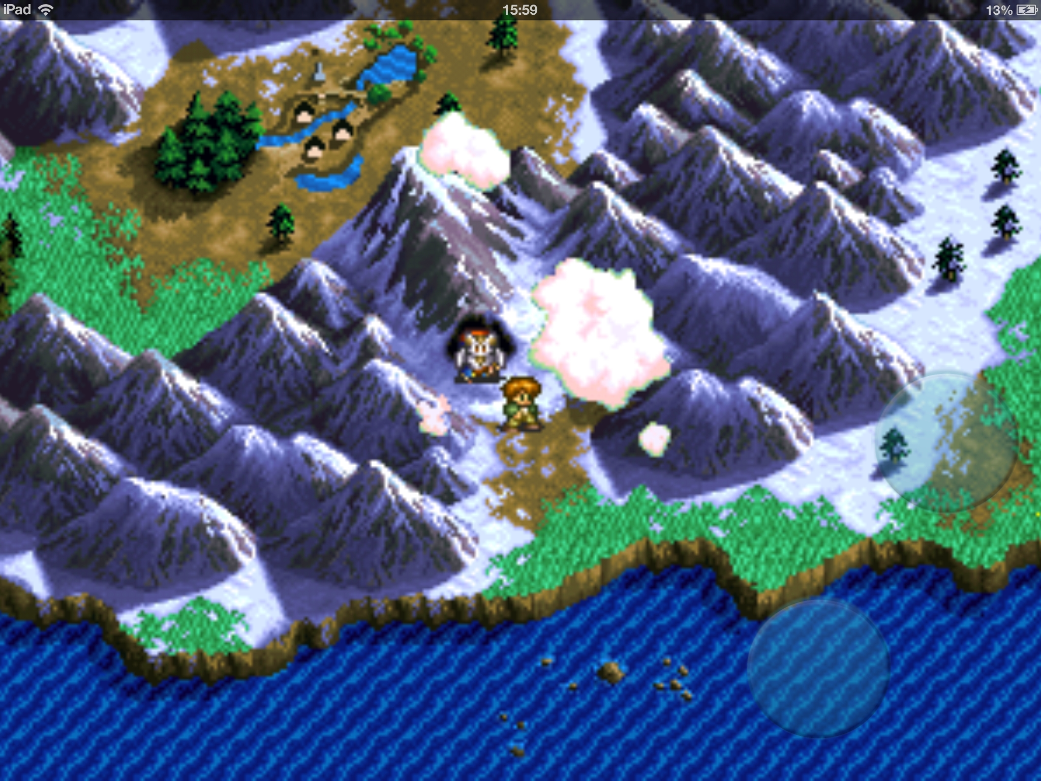 Lunar: Silver Star Story Touch