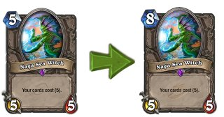 There are some balance changes coming to Hearthstone, and they're going to shake up everyone's favourite card game