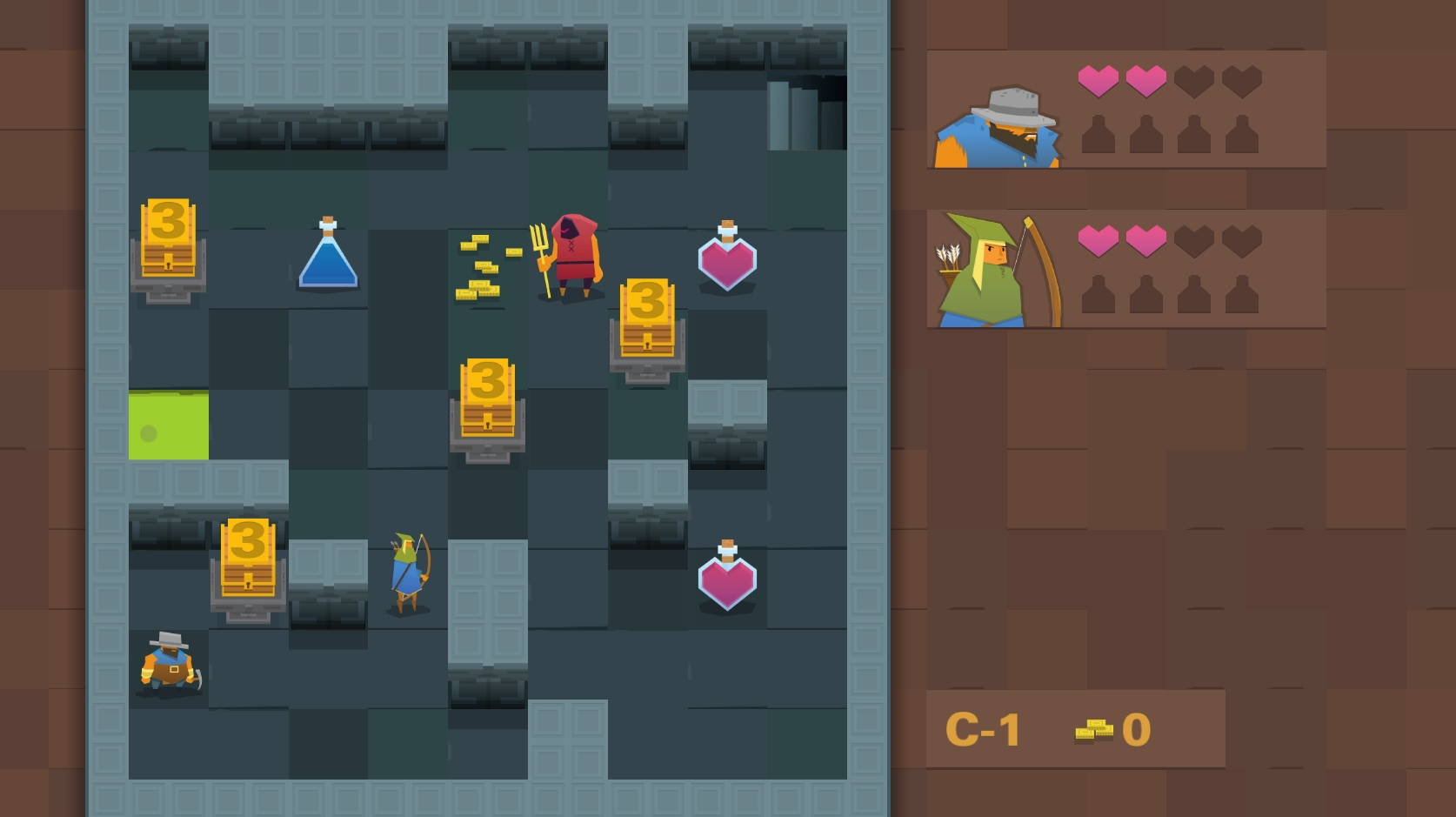 Lucky Frame's puzzling roguelike The Nightmare Cooperative hits iOS this week