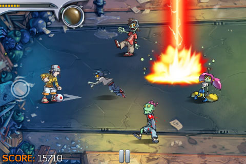 New team of industry veterans to spread Pro Zombie Soccer plague on iPhone