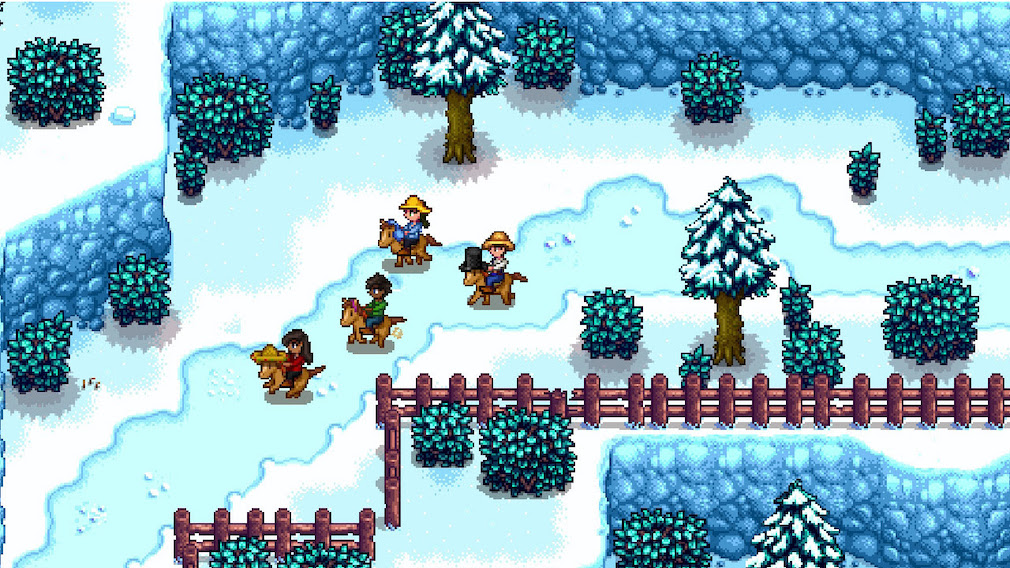 Stardew Valley's multiplayer update lands on Nintendo Switch this week