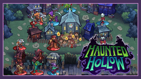 How to scare the living and defeat the dead in Haunted Hollow - hints, tips, and tricks