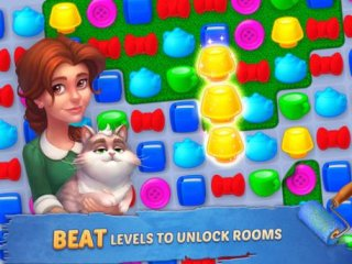 The best iOS and Android updates this week - Homescapes, Runewards, Meshi Quest, and more