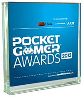 Pocket Gamer Awards 2013 now in full swing