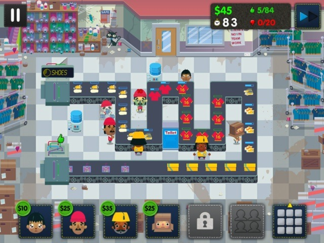 Sweatshop HD is the latest victim in Apple's war on serious games