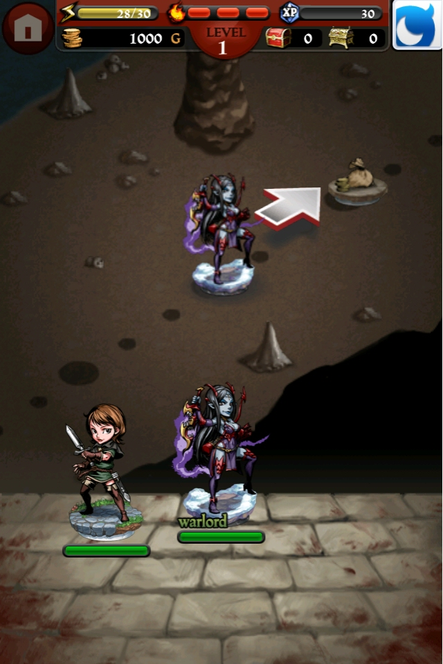Become a vampire and an army of rampaging apes in Blood Brothers