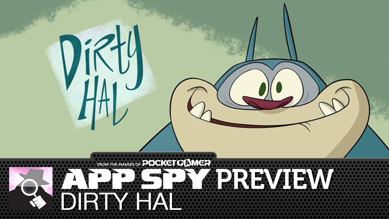 #PGCSanFran: Dirty Hal is the Ren & Stimpy game you always wanted
