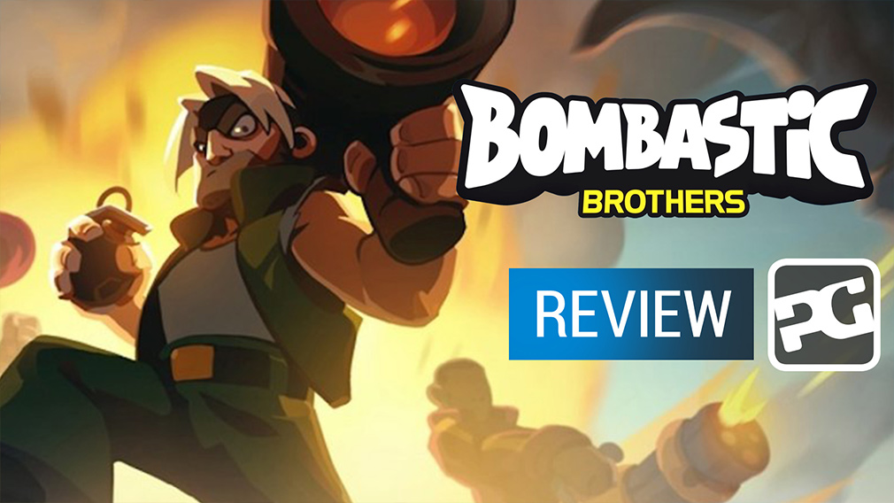 "Bombastic Brothers video review - ""An excellent Metal Slug-flavoured blaster"""