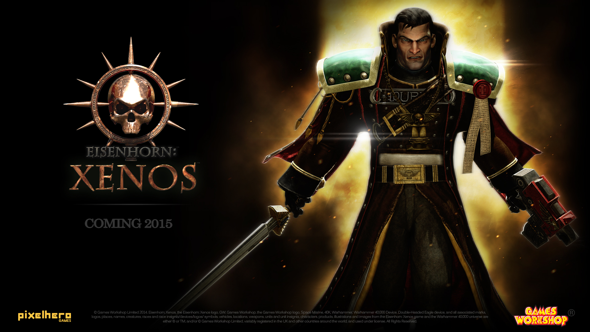 GDC 2015: Hands-on with Eisenhorn: Xenos - the Warhammer game that favours brawn over brains