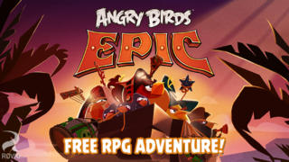 Angry Birds Epic, Rovio's avians vs pigs RPG, is set to hit iOS and Android worldwide on June 12th