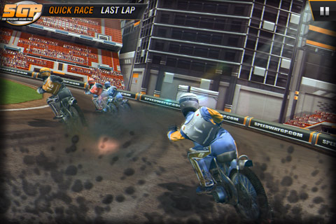 Vivid Games revs up to powerslide onto iOS with officially licensed Speedway Grand Prix 2011