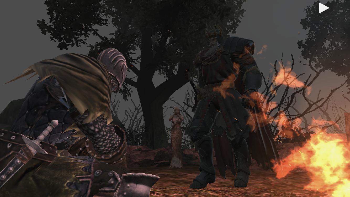 """Animus - Harbinger review - """"The Dark Souls of mobile Dark Souls"""""""