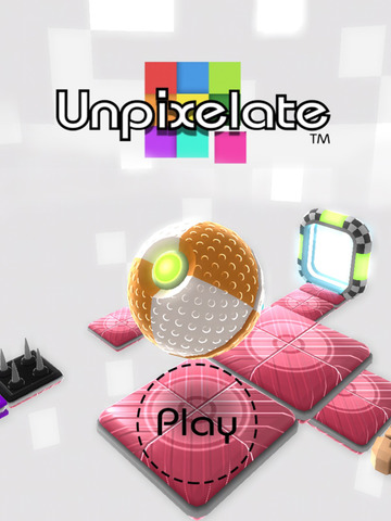 PS3 hit Puzzle Dimension gets reincarnated as iOS puzzler Unpixelate
