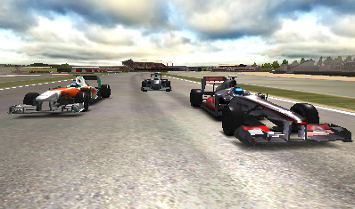 Win a Nintendo 3DS and a copy of F1 2011