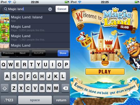 Hands-on with Facebook's HTML5 app platform