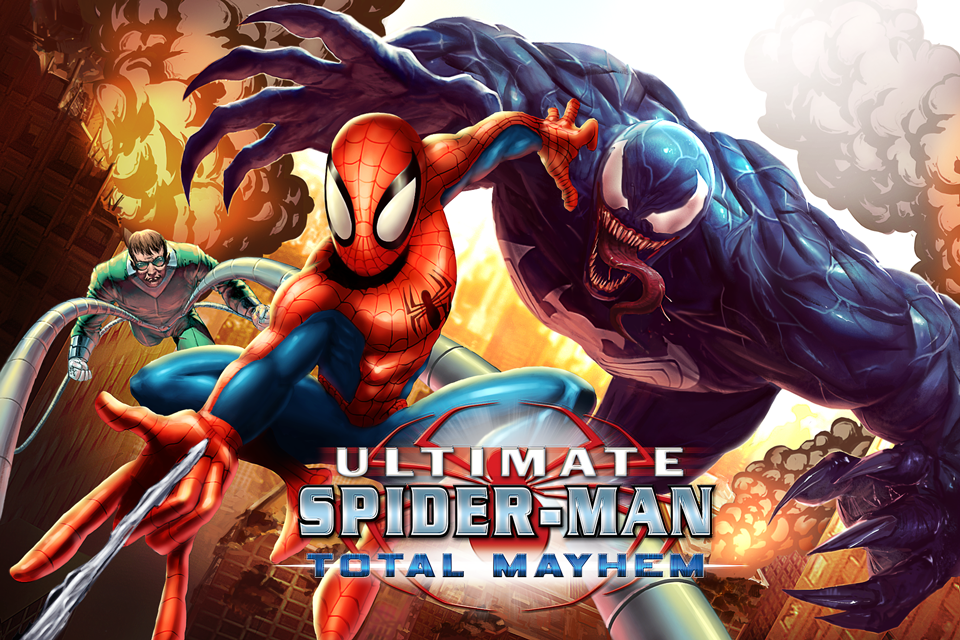 Ultimate Spider-Man: Total Mayhem icon
