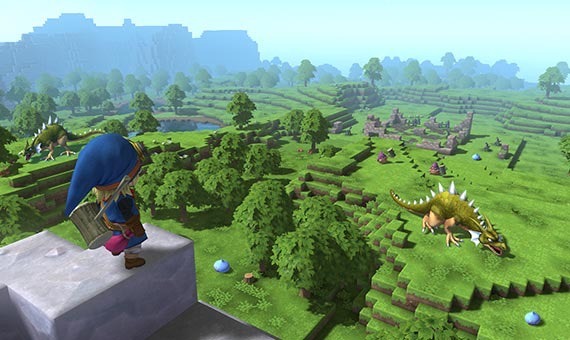 Test de Dragon Quest Builders
