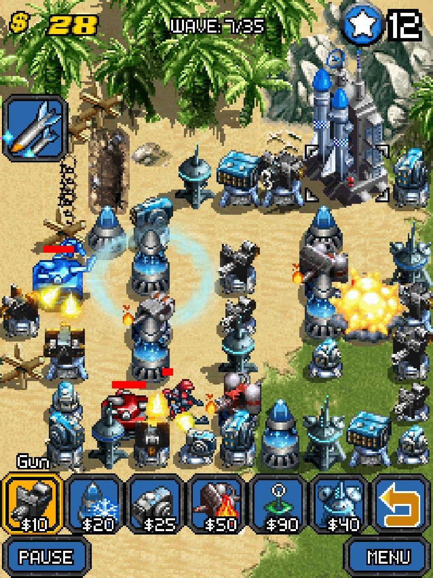 Mega Tower Assault
