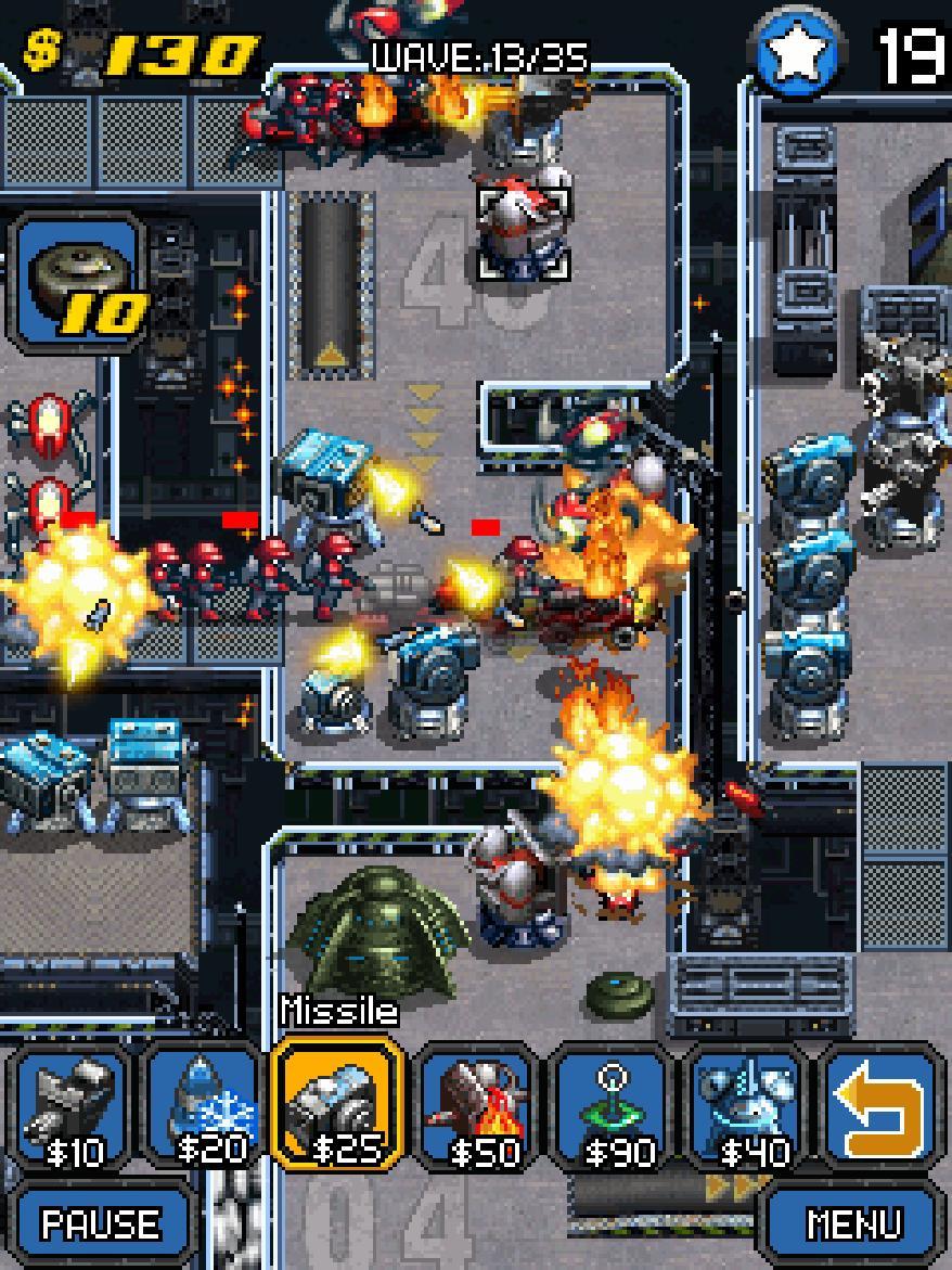 Mega Tower Assault | Games | Pocket Gamer