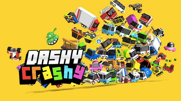 Dashy Crashy Smashys its way onto iOS next week