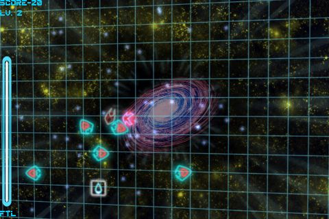 CatfishBlues announces successor to highly rated iOS and Android space shooter Hyperlight