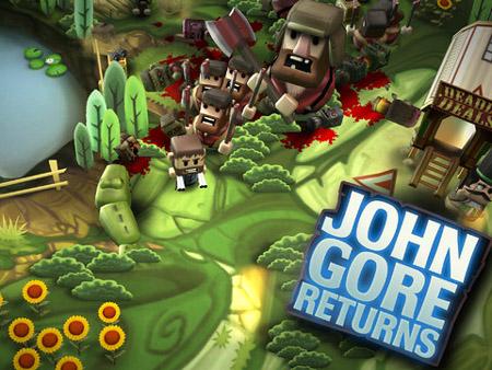 Twin-stick shooter Minigore 2: Zombies finally blasting onto App Stores tonight