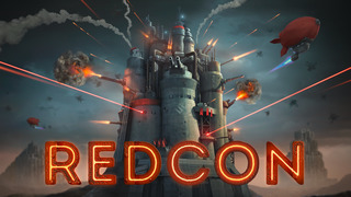Prep the big guns in tactical artillery game Redcon, from the creators of Reaper and Robotek