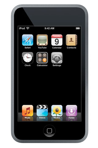 1% of iPod touch owners have upgraded to iPhone 3.0