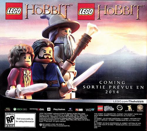 Lego The Hobbit icon