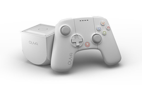 US gamers can pre-order a limited edition white Ouya with 16GB of internal storage