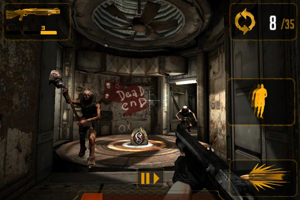Make iPhone and iPad shoot-'em-ups RAGE and RAGE HD free for a week by 'Liking' them on Facebook