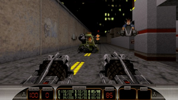 Duke Nukem 3D: Megaton Edition is set to hit the PS Vita at the start of next year