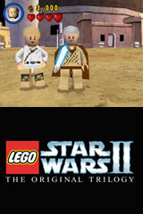 LEGO Star Wars II DS gets a second attempt