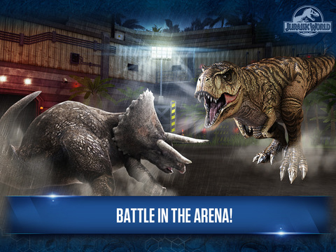 Jurassic Park Builder gets a Jurassic World sequel on iOS