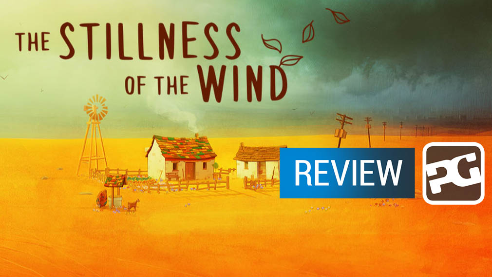"The Stillness of the Wind video review - ""A touching tale about time"""