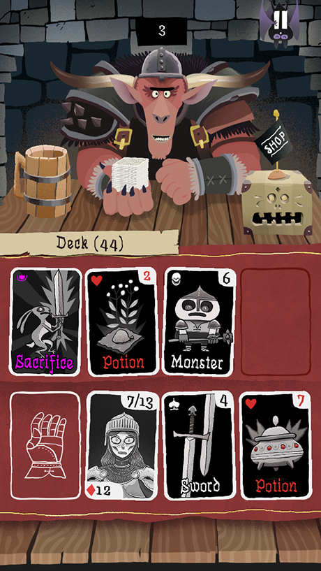 It's Card Crawl's first anniversary so Tinytouchtales released sales numbers. Spoiler: it sold well.