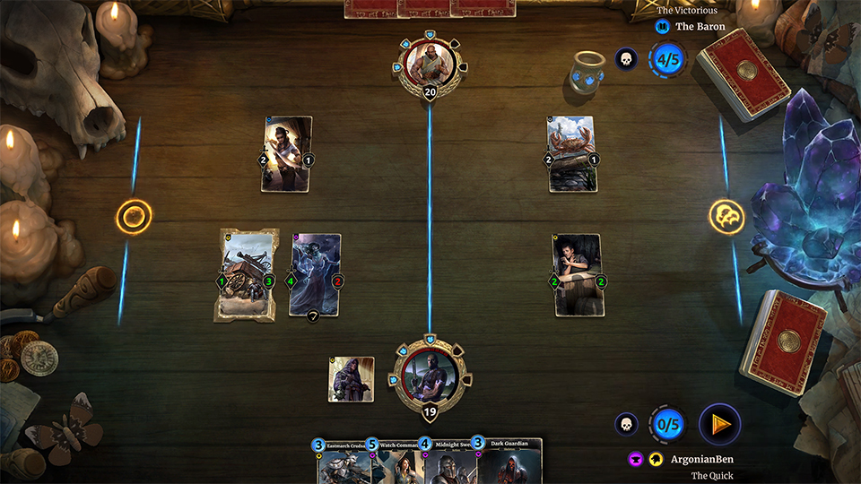E3 2018 - The Elder Scrolls: Legends is getting a huge new update when it relaunches on the Switch