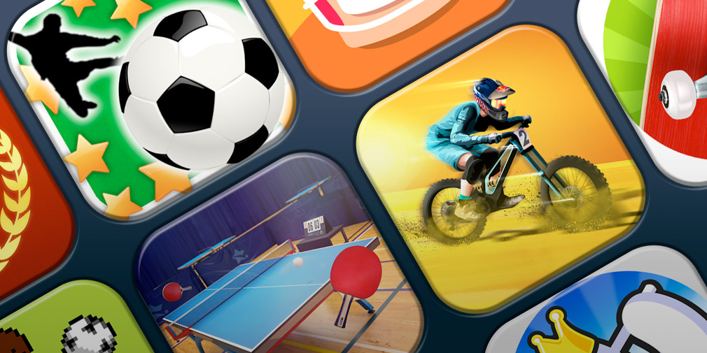 Top 25 sports games on Android