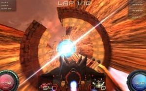 Pyroblazer hovers onto PSP