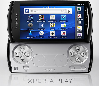Hands-on with the Sony Ericsson Xperia Play