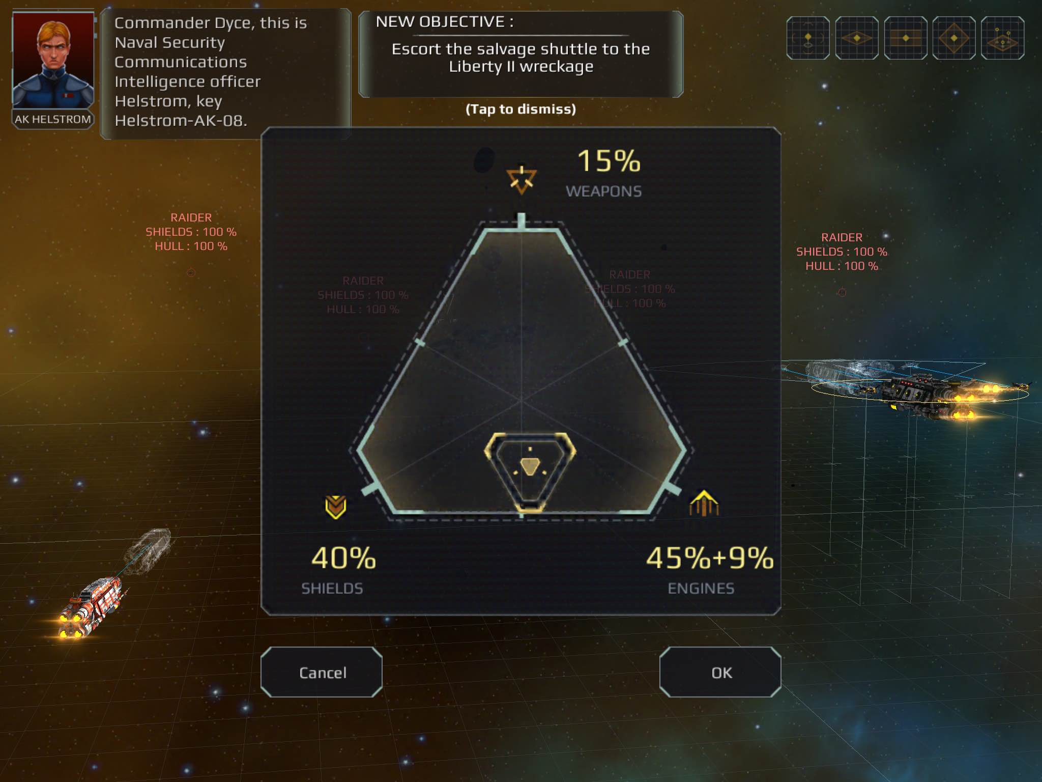 Star Hammer: The Vanguard Prophecy - A deep and intuitive space battler