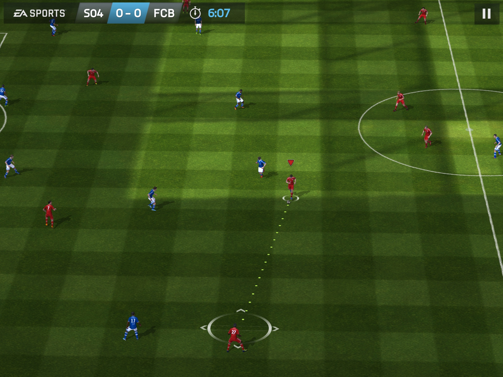 Compete with real-world opponents in FIFA 14's new Ultimate Team Online Seasons mode