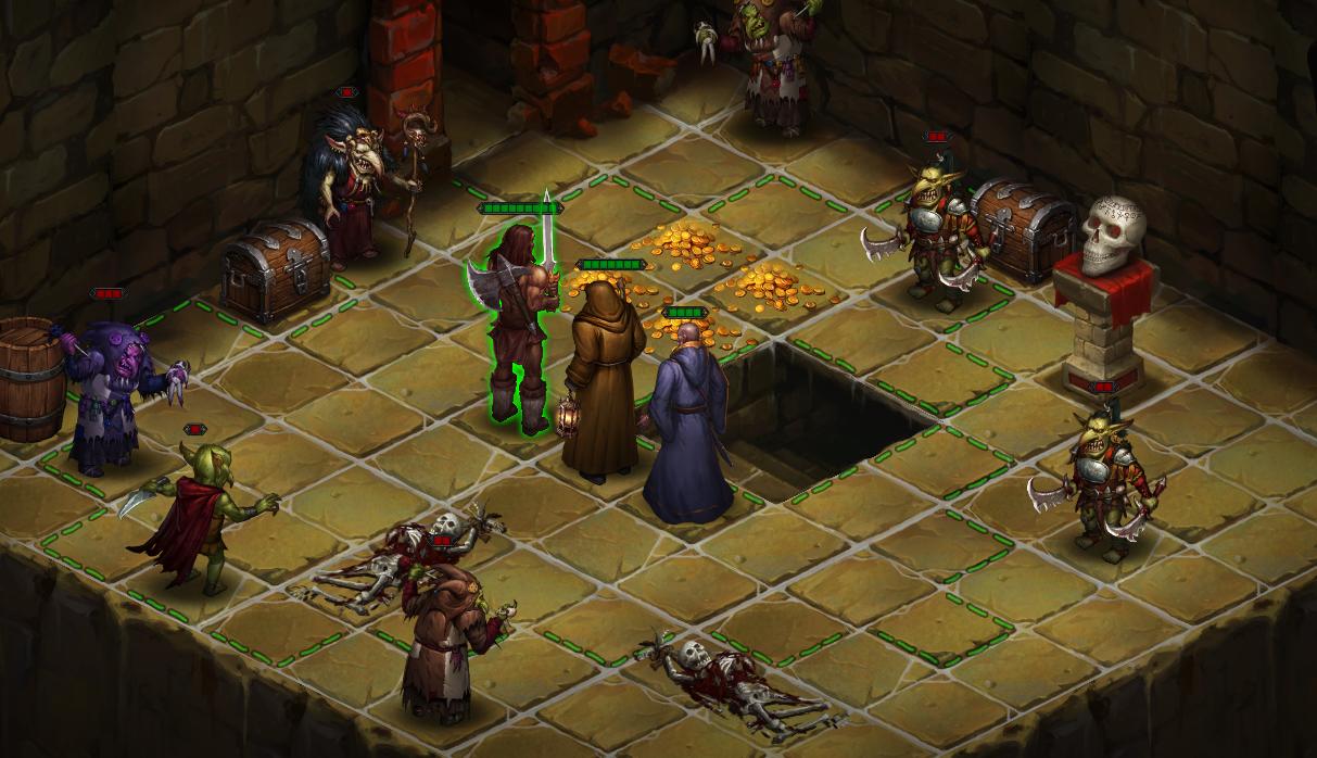 Dungeon crawler Dark Quest gets a sequel, first footage released