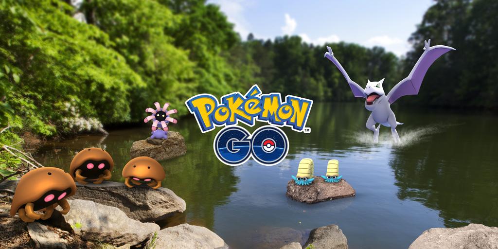 Pokemon GO's new 'Adventure Week' event really rocks
