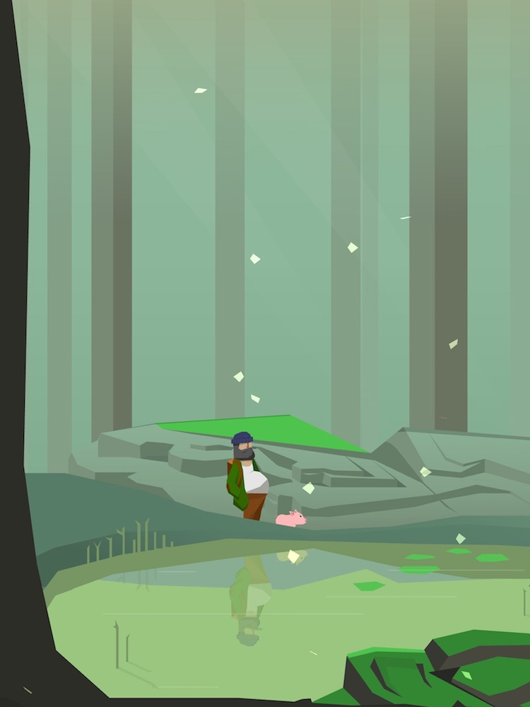 Disjoint review - Neat puzzler that tells a hammy tale