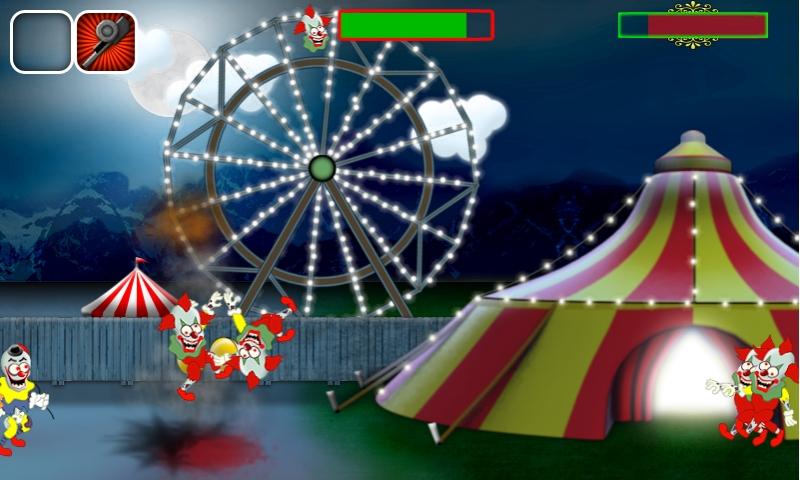 Zombie Circus icon
