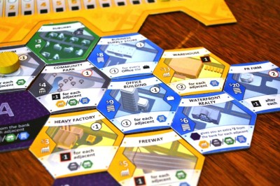 Award-winning board game Suburbia announced for iOS and Android