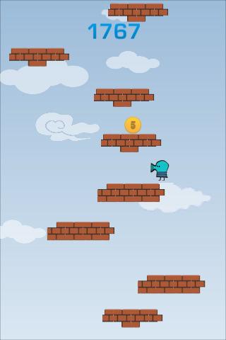 Apple approves Doodle Jump clone Doodle Jumper