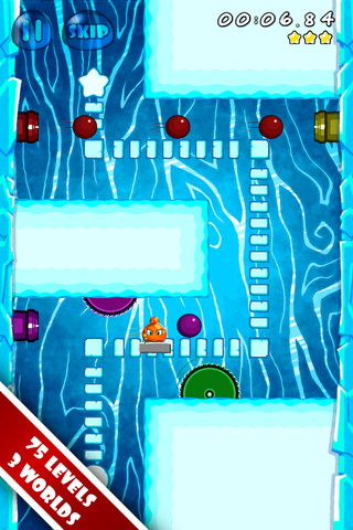 Squirmee and the Puzzling Tree goes on sale, gets updated with new name and 're-imagined' levels